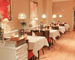 Restaurant Goldene Gans Innenansicht