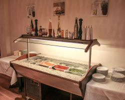 Restaurant Goldene Gans Salatbar